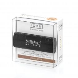 Millefiori Car Icon zapach samochodowy Urban  Legni & Spezie
