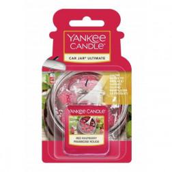 Yankee Ultimate Red Raspberry Car Jar Zapach Samochodowy Maliny