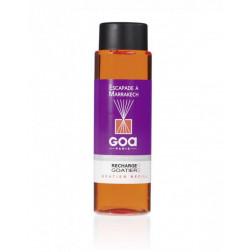 Wkład zapachowy do dyfuzora Goa ESCAPADE A MARRAKECH (Wyprawa do Marrakeszu) 250 ml