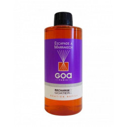 Wkład zapachowy do dyfuzora Goa ESCAPADE A MARRAKECH (Wyprawa do Marrakeszu) 500ml