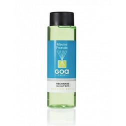 Wkład zapachowy  Goa MENTHE FROISSEE (Liść Mięty) 250 ml