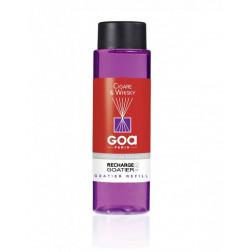 Wkład zapachowy  Goa CIGARE & WHISKY (Cygaro i Whisky) 250 ml