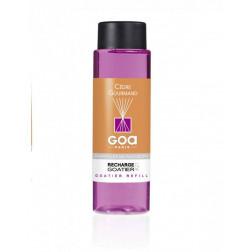 Wkład zapachowy  Goa CEDRE GOURMAND (Zniewalający Cedr) 250 ml