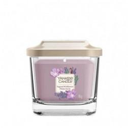 Yankee Elevation Sugared Wildflowers Dzikie Kwiaty Mała Świeca