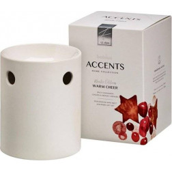 Bolsius ACCENTS WARM CHEER Kominek+Wosk+Tealight