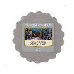 Wosk zapachowy do kominków Yankee Candlelit Cabin Zima