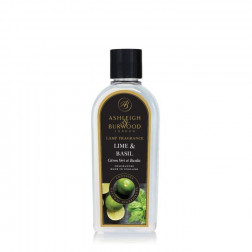 Wkład Płyn do Lampy Zapachowej Ashleigh & Burwood Lime & Basil 500ml