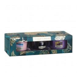 Zestaw prezentowy Yankee Wiosna The Last Paradise 3 x mini świeca