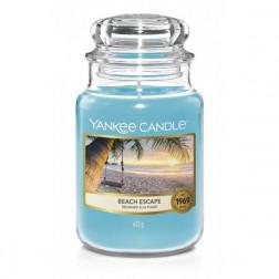 Yankee Candle Beach Escape Duża świeca zapachowa NOWOŚĆ!
