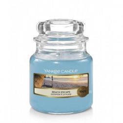 Yankee Candle Beach Escape Mała świeca zapachowa NOWOŚĆ!