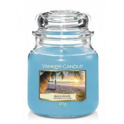 Yankee Candle  Beach Escape średnia świeca zapachowa