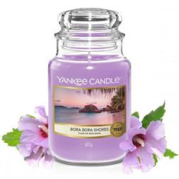 Yankee Candle Bora Bora Shores Duża świeca zapachowa NOWOŚĆ!