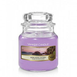 Yankee Candle Bora Bora Shores Mała świeca zapachowa NOWOŚĆ!