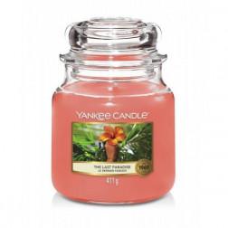 Yankee Candle  The Last Paradise średnia świeca zapachowa NOWOŚĆ!