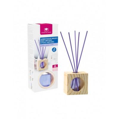 Dyfuzor Zapachowy Cristalinas CUBO Lavender 30 ml| Lawenda CRISTALINAS - 1