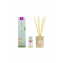 Dyfuzor Zapachowy Cristalinas WOOD Jasmin & White Flowers 100 ml | Jaśmin i Białe Kwiaty CRISTALINAS - 1
