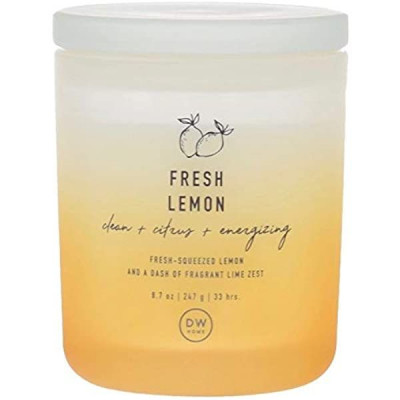 Świeca zapachowa DW Home Fresh Lemon Mała Cytrusy DW Home - 1