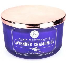 DW Home Lavender Chamomile Świeca zapachowa Duża Okrągła| Lawenda, Rumianek DW Home - 1