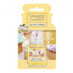 Yankee Candle Vanilla Cupcake Ultimate Car Jar Zapach Samochodowy
