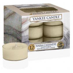 Yankee Candle Podgrzewacze Warm Cashmere Tealight x 12