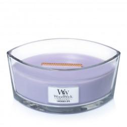 Świeca zapachowa WoodWick Core Lavender Spa elipsa