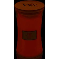 Świeca zapachowa WoodWick Core Rosewood duża