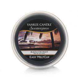 Wosk do kominków elektrycznych Yankee BLACK COCONUT Melt Cup Scenterpiece
