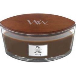 Świeca zapachowa WoodWick Core Humidor Elipsa
