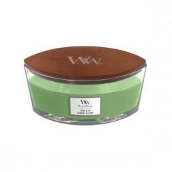Świeca zapachowa WoodWick Hemp & Ivy Elipsa wyjątkowa!