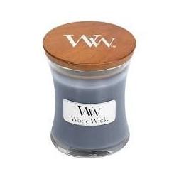 Woodwick Evening Onyx Świeca Zapachowa mała
