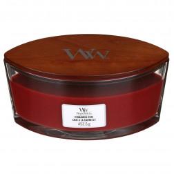 Świeca zapachowa WoodWick Core Cinnamon Chai elipsa