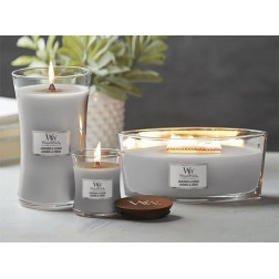 Świeca zapachowa WoodWick Lavender & Cedar Elipsa Lawenda i Cedr Woodwick - 4