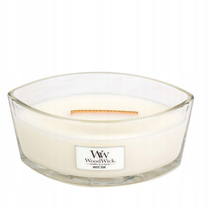 Świeca zapachowa WoodWick Lavender & Cedar Elipsa Lawenda i Cedr Woodwick - 5