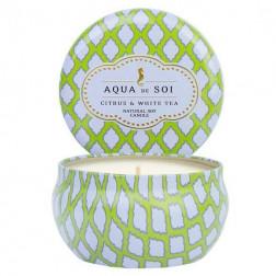 Świeca sojowa Eko Aqua de Soi Citrus & White Tea średnia