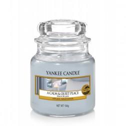Yankee Candle A Calm & Quiet Place Mała świeca zapachowa