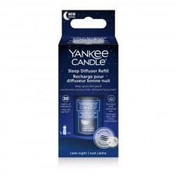 Olejek zapachowy (wkład) do dyfuzora elektrycznego Yankee Sleep Diffuzer Calm Night Spokojny Sen