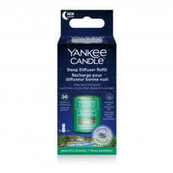 Olejek zapachowy (wkład) do Yankee Sleep Diffuzer  Peaceful Dreams Słodki Sen