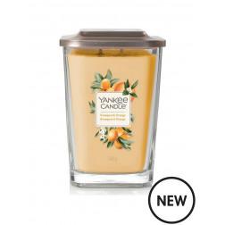 Yankee Candle Elevation Kumquat & Orange Duża Świeca Zapachowa NOWOŚĆ!