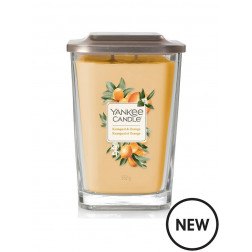 Yankee Candle Elevation Kumquat & Orange Duża Świeca Zapachowa