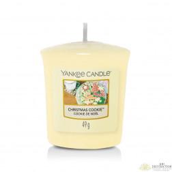 Yankee Candle Sampler Christmas Cookie świeca zapachowa votive Święta