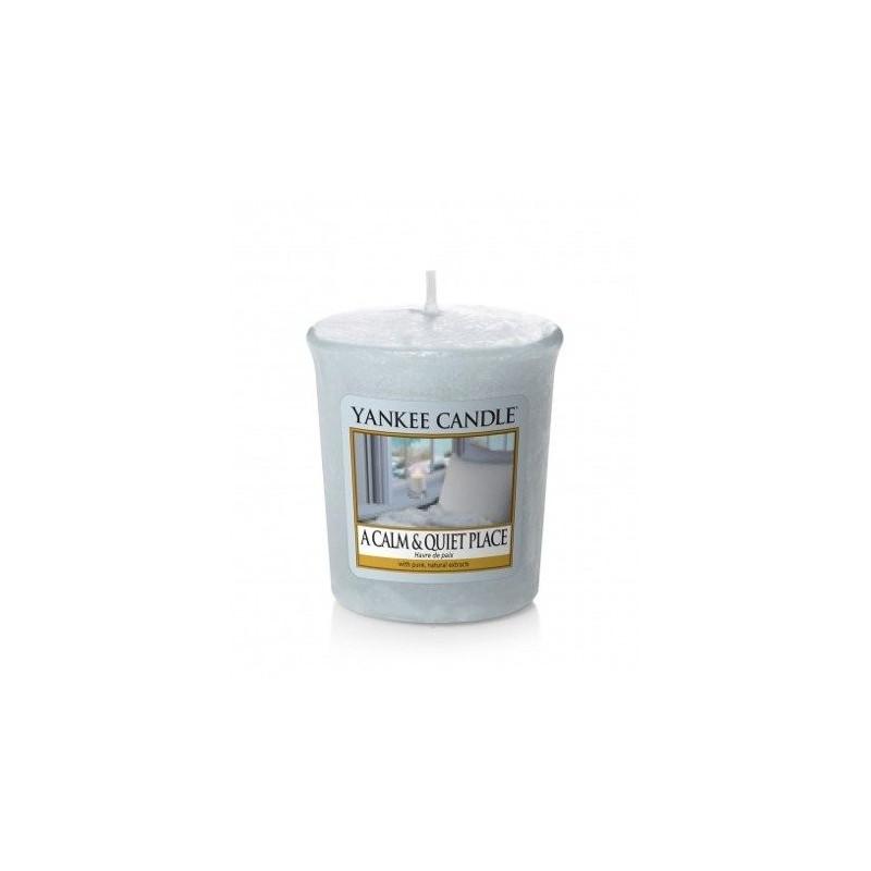 Yankee Candle Sampler A Calm & Quiet Place Votive Świeca Zapachowa