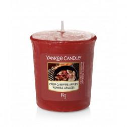 Yankee Candle Crisp Campfire Apples świeca zapachowa votive
