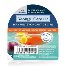 Wosk zapachowy do kominków Yankee Passion Fruit Martini