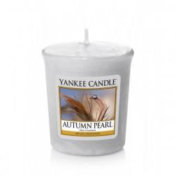 Yankee Candle Autumn Pearl Votive świeca zapachowa