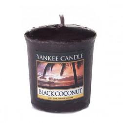 Yankee Candle Black Coconut Votive świeca zapachowa