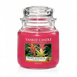 Yankee Candle Tropical Jungle średnia świeca zapachowa
