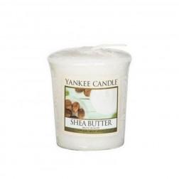 Yankee Candle Shea Butter Świeca Zapachowa Votive