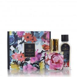 Zestaw prezentowy Ashleigh & Burwood In Bloom + Płyn Tayberry & Rose WIOSNA!