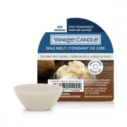 Wosk zapachowy do kominków Yankee Coconut Rice Cream