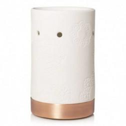 Yankee Addison Floral Ceramic Kominek Zapachowy Ceramika